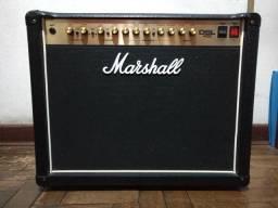Usado, Amplificador Marshall Dsl40 combo valvulado comprar usado  Santos