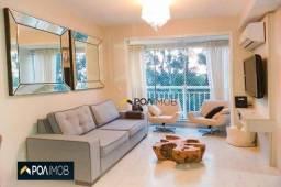 Apartamento com 3 dormitórios para alugar, 82 m² por R$ 1.800,00/mês - Jardim Lindóia - Po