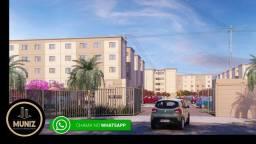RS AP em Barra de Jangada, Jaboatão, 2 quartos, Entrada Facilitada em 60x!
