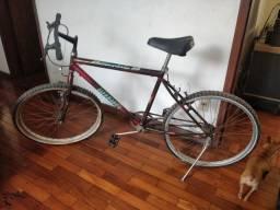 Bicicleta aro 26 oportunidade aqui