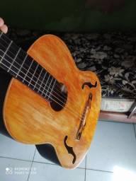 Vendo violão start modificado top estilo vintage