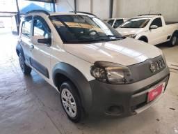Fiat Uno Way 4 portas 2012 (o mais novo de sp)