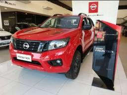 Nissan Frontier Attack 2.3 4x4 Diesel 190cv 2020/2021 0km com novo grafismo