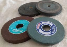 4 discos de esmeril