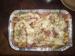 Delivery de batatas fritas