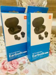 Fone Earbuds Basic 2 modelo novo!