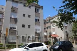 Ótimo apartamento térreo de 1 dormitório, com garagem, em excelente localização