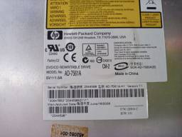 DVD / CD MODELO AD-7561A HP