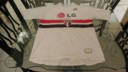 Camisa time São Paulo topper 2003 M