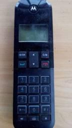 Telefone sem fio motorola dect 6.0 usado