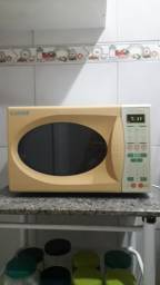 Microondas cônsul facilite