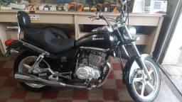 Moto Dafra Modelo Kansas 2009