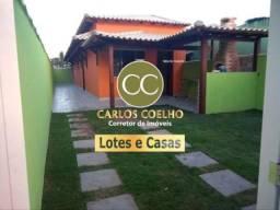 J#75 Casa em condomínio de Unamar - Tamoios -Cabo Frio, na Rua do DPO!!