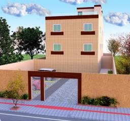 Apartamento com Área Privativa em construção - Contagem - B.Xangri-lá - 3 qts - 1 Vaga