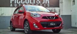 Nissan March 1.6 SL Top de linha vendo troco e financio R$37.900,00