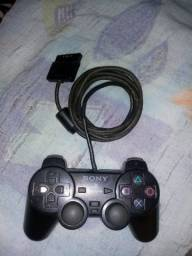 Controle de Playstation 2 original