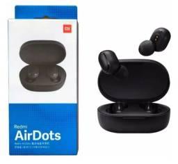 AirDots original fone de ouvido bluetooth sem fio corrida academia carro Xiamoi Redmi