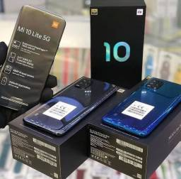 Smartphone Xiaomi Mi 10 LITE 6GB Ram 128Gb Pronta Entrega - Lançamento