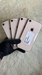 Título do anúncio: iPhone 8 64gb Gold