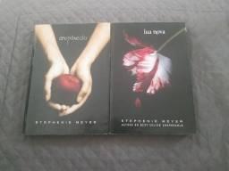 Livro 1 e 2 - Saga Crepúsculo