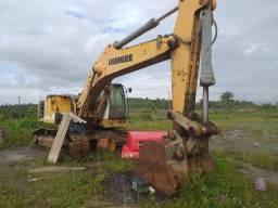 Escavadeira Liebberr 944