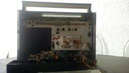 Caixa de Rádio Transglobe