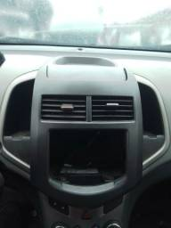 Console central Chevrolet Sonic