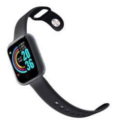 Relógio SmartWatch Y68 Barato IOS e Android