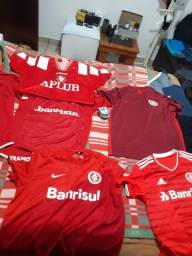 Título do anúncio: camisas internacional time - seleçao Chile - Itália -  Colo Colo, Benfica