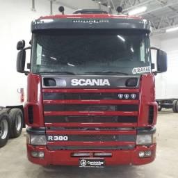Título do anúncio: SCANIA/ R114 GA4X2 NZ380, ano 2007
