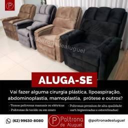 Título do anúncio: Poltrona de aluguel para pós-operatório