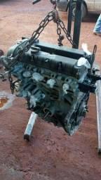 Câmbio E Motor Ford Focus Retirado Com Garantia