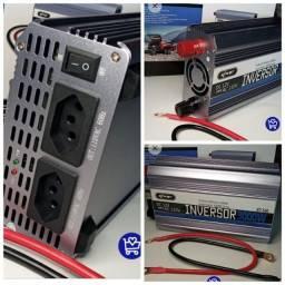 Inversor de Energia DC 12V/110V de 3000W