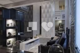 Apartamento à venda com 1 dormitórios em Jardim do salso, Porto alegre cod:REO418042