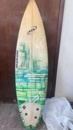 Prancha de surf fan