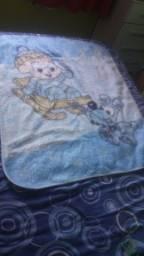 Cobertor menino novo