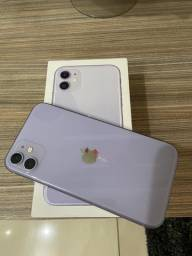 iPhone 11 64gb lilás