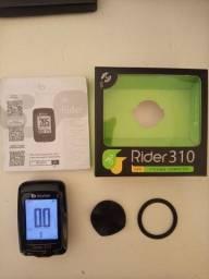 GPS Bryton Rider 310. Semi Novo !!!