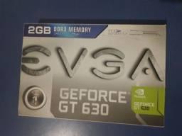 Placa de video / Geforce GT 630 DDR3