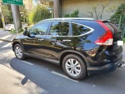 Honda CR-V 4WD Exl 2013 - Unico dono - Revisões Autorizada