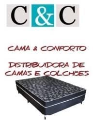 Entrega Grátis!!! Cama Box Casal $379,90 a vista ou 10 X $41,90!!!