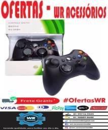 Controle Sem Fio XBOX 360- ENTREGA GRÁTIS