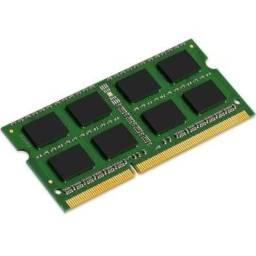 Vendo Memória 8 gb ddr3 1600mhz para notebook