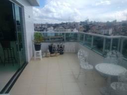 Apartamento à venda com 4 dormitórios em Inconfidentes, Contagem cod:9980
