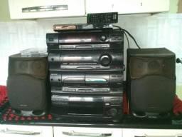 Som Sony Modelo LBT N 555 AV