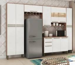 Título do anúncio: Cozinha Napoli Prime Completa 5pçs 100% MDF (Nova Promoção<br>