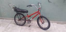 Bicicleta montada