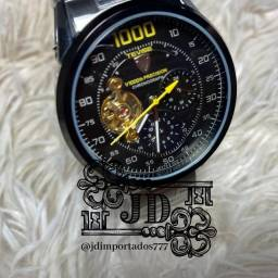 Relógio masculino automático Tevise original