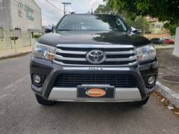 Título do anúncio: Toyota - Hilux SRV 2017 Flex