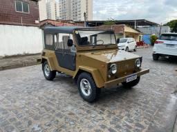 Título do anúncio: Jeep jeg motor 1600 , ano1978